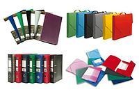 Папки пластиковые и картонные