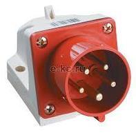 Вилка эл. наруж. уст. 16А 3P+PЕ+N 380В IP44 ССИ-515 ИЭК PSR52-016-5