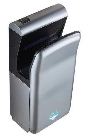 Автоматическая сенсорная высокоскоростная сушилка для рук Air Blade 2000 Ватт серый цвет