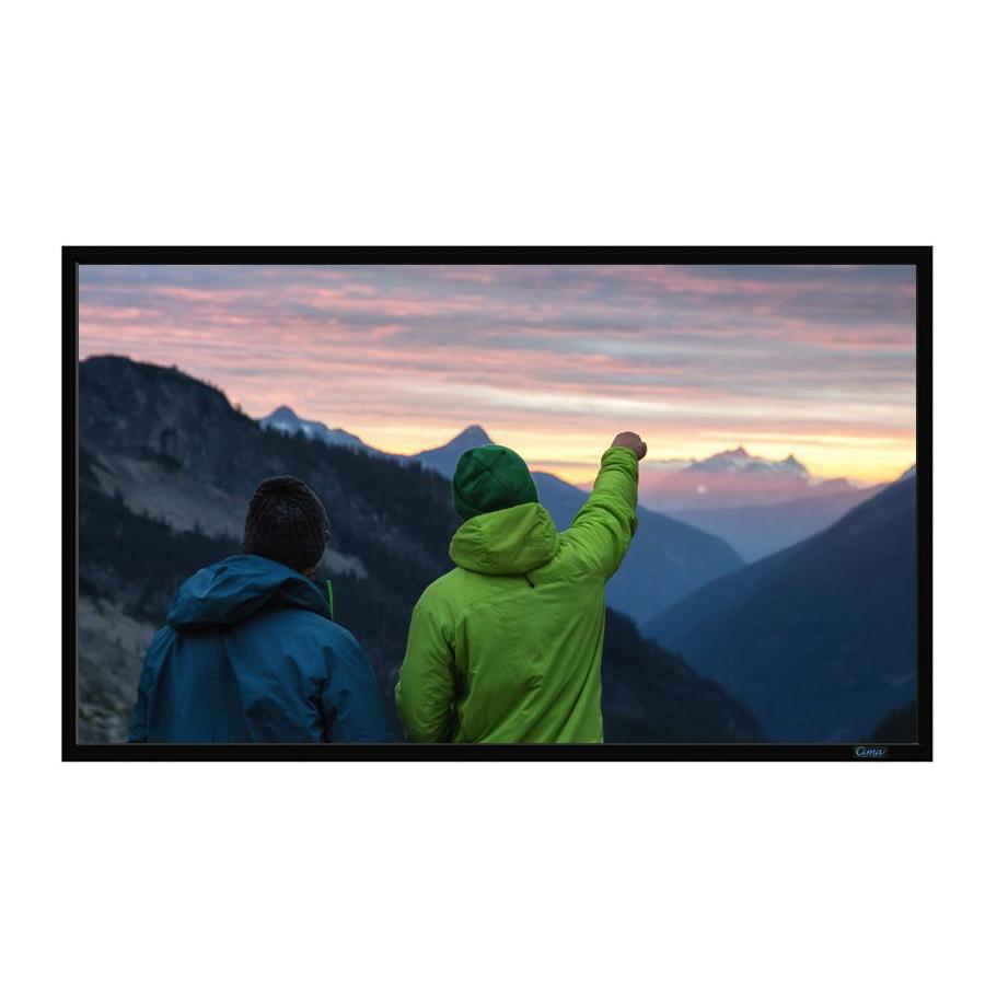 Экран Stewart CIMA FF Stewart 165 16:9 (область просмотра 205x365 см, Neve White (1.1)