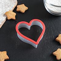 """Форма для печенья """"Сердце"""""""