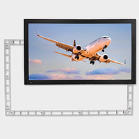 Экран Draper Stagescreen HDTV (16:9) 1400/551 686*1219 BM1300 (black backed, no legs)