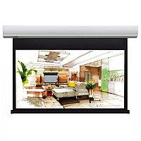 Экран Lumien Cinema Control 219x362 см (раб.область 198х352 см) (159) Matte White FiberGlass (белый корпус)