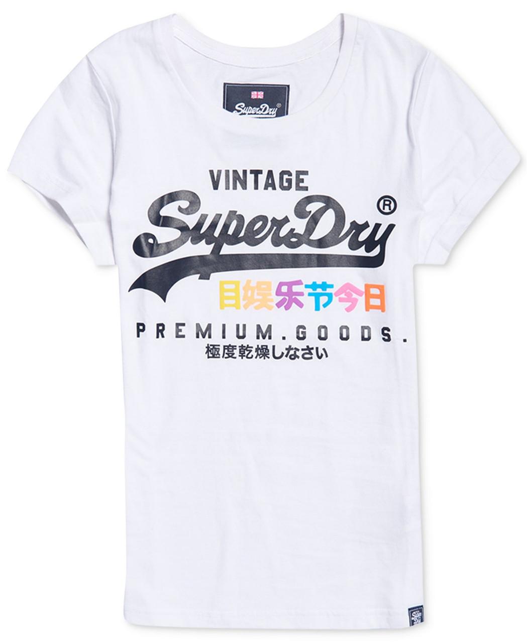 Superdry Женская футболка - Е2