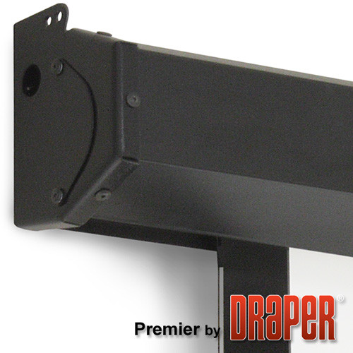 Экран Draper Premier HDTV (9:16) 269/106 132*234 XH600V (HDG) ebd 12 case black