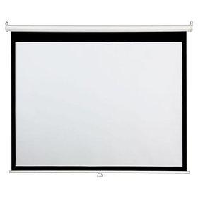 Рулонные ручные экраны Accuscreen