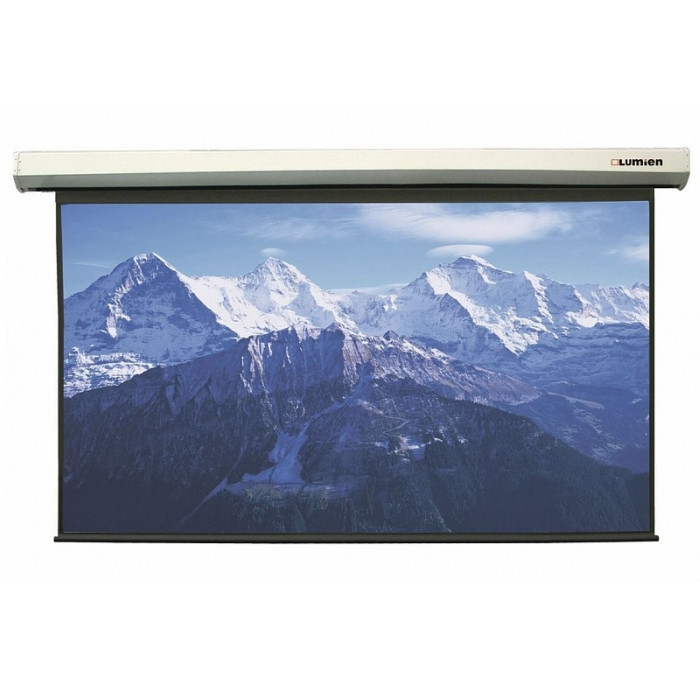 Экран Lumien Master Large Control 437x569 см (раб. область 419х559 см) (275) Matte White LMLC-100102