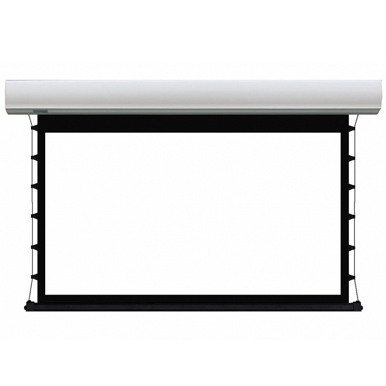 Экран Lumien Cinema Tensioned Control 168x257 см (раб.область 132х234 см) (106) High Contrast Sound (белый