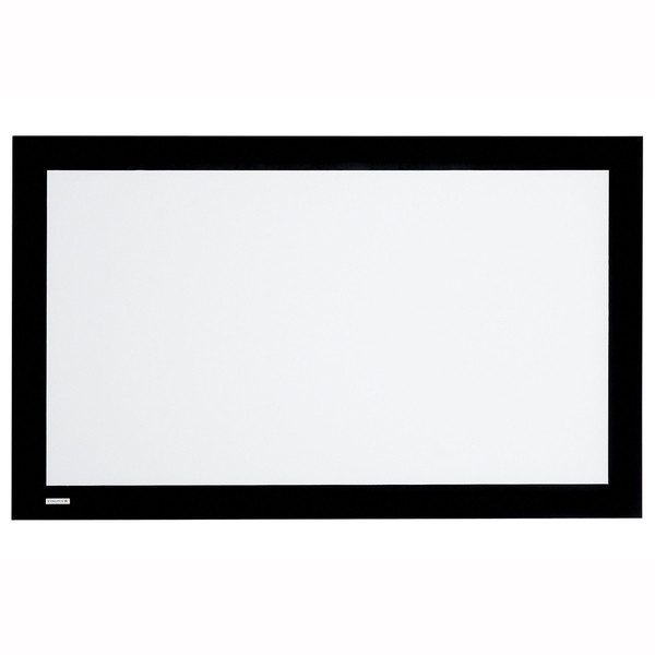Экран Digis DSVFS-16904 (VELVET, формат 16:9, 104, 246*146, рабочая поверхность 230*129, MW, обтянут чёрным