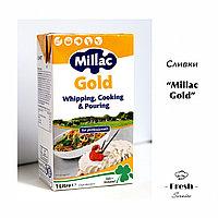 Сливки универсальные растительные «Millac Gold»