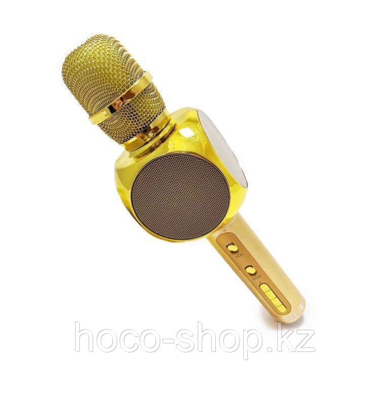 Bluetooth микрофон  YS-63 gold