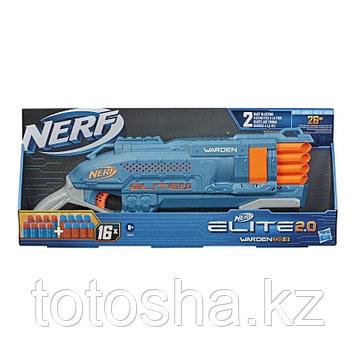 Бластер Nerf Elite 2,0 Warden DB-8 Варден ДБ-8 , E9959