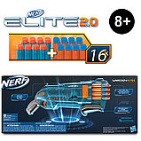 Бластер Nerf Elite 2,0 Warden DB-8 Варден ДБ-8 , E9959, фото 6