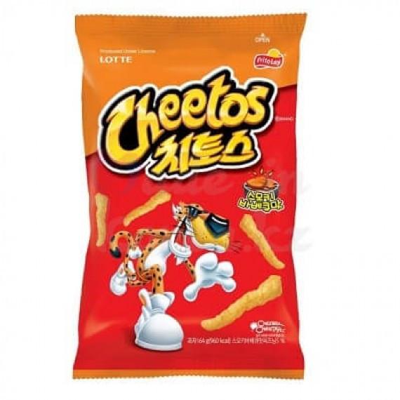 Снеки Читос с BBQ  - Cheetos (Корея)