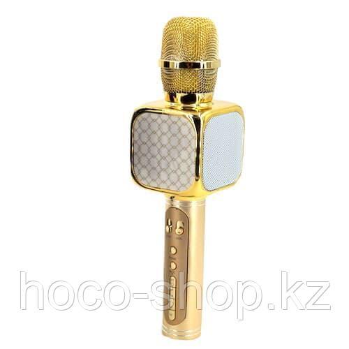 Bluetooth микрофон YS-69 gold