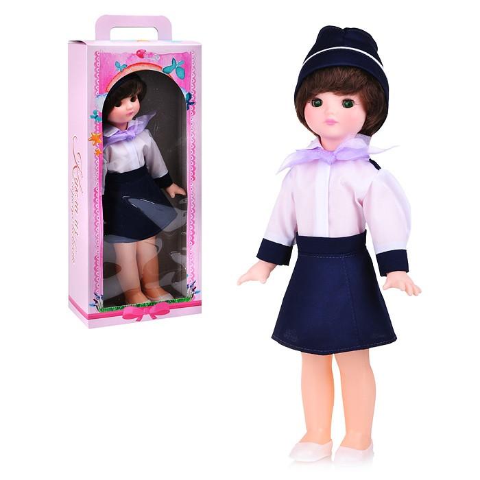 Кукла стюардесса Жанна в коробке