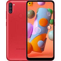 Смартфон Samsung Galaxy A11 2/32GB Red (SM-A115FZRNSKZ)