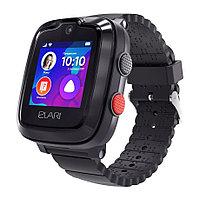 Смарт часы Elari KIDPHONE 4G черный