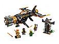 71736 Lego Ninjago Скорострельный истребитель Коула, Лего Ниндзяго, фото 3