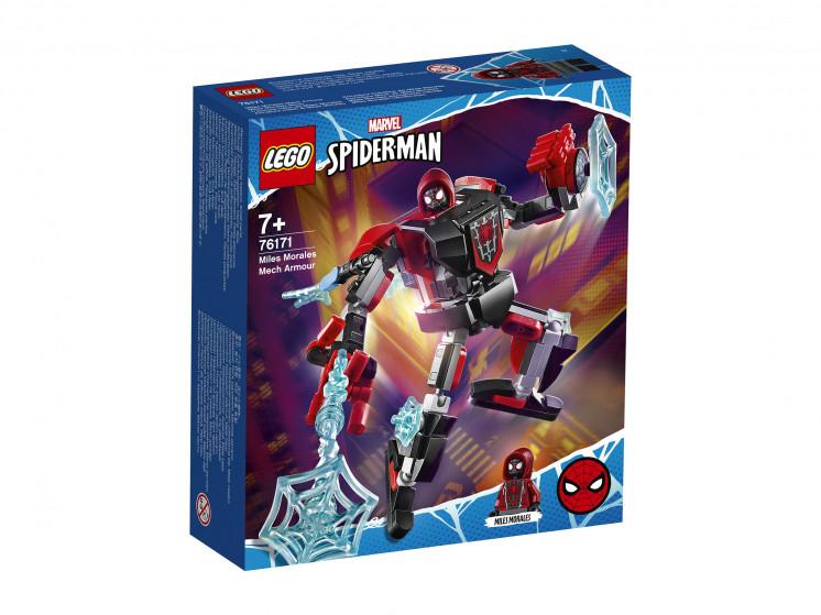 76171 Lego Super Heroes Майлс Моралес: Робот, Лего Супергерои Marvel