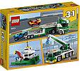 31113 Lego Creator Транспортировщик гоночных автомобилей, Лего Креатор, фото 2