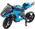 31114 Lego Creator Супербайк, Лего Креатор, фото 3