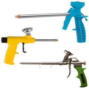 пневматические пистолеты для нанесения монтажной пены