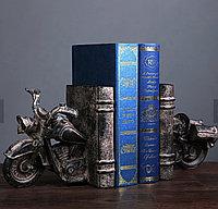 """Держатель для книг """"Мотоцикл"""""""