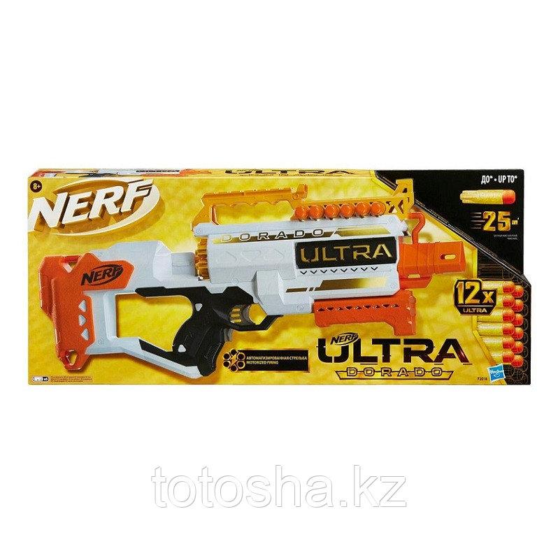 Бластер Nerf Ultra Dorado Ультра Дорадо , F2018