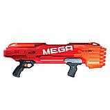 Бластер Nerf Mega Twinshock Мега Твиншок , B9894, фото 3