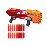 Бластер Nerf Mega Twinshock Мега Твиншок , B9894, фото 2