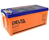 Аккумуляторная батарея Delta GEL 12-200 (12V / 200Ah)