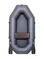 Гребная лодка АКВА-ОПТИМА 190 графит