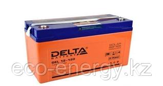 Аккумуляторная батарея Delta GEL 12-120 (12V / 120Ah)