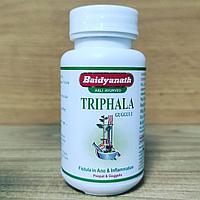 Трифала Гуггул Байдьянатх (Triphala Guggulu Baidyanath) - очищение организма для здоровья и красоты, 80 таб