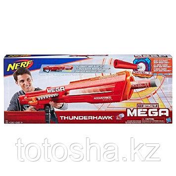 Бластер Nerf Mega AccuStrike Thunderhawk Мега Аккустрайк Фандерхок , E0440