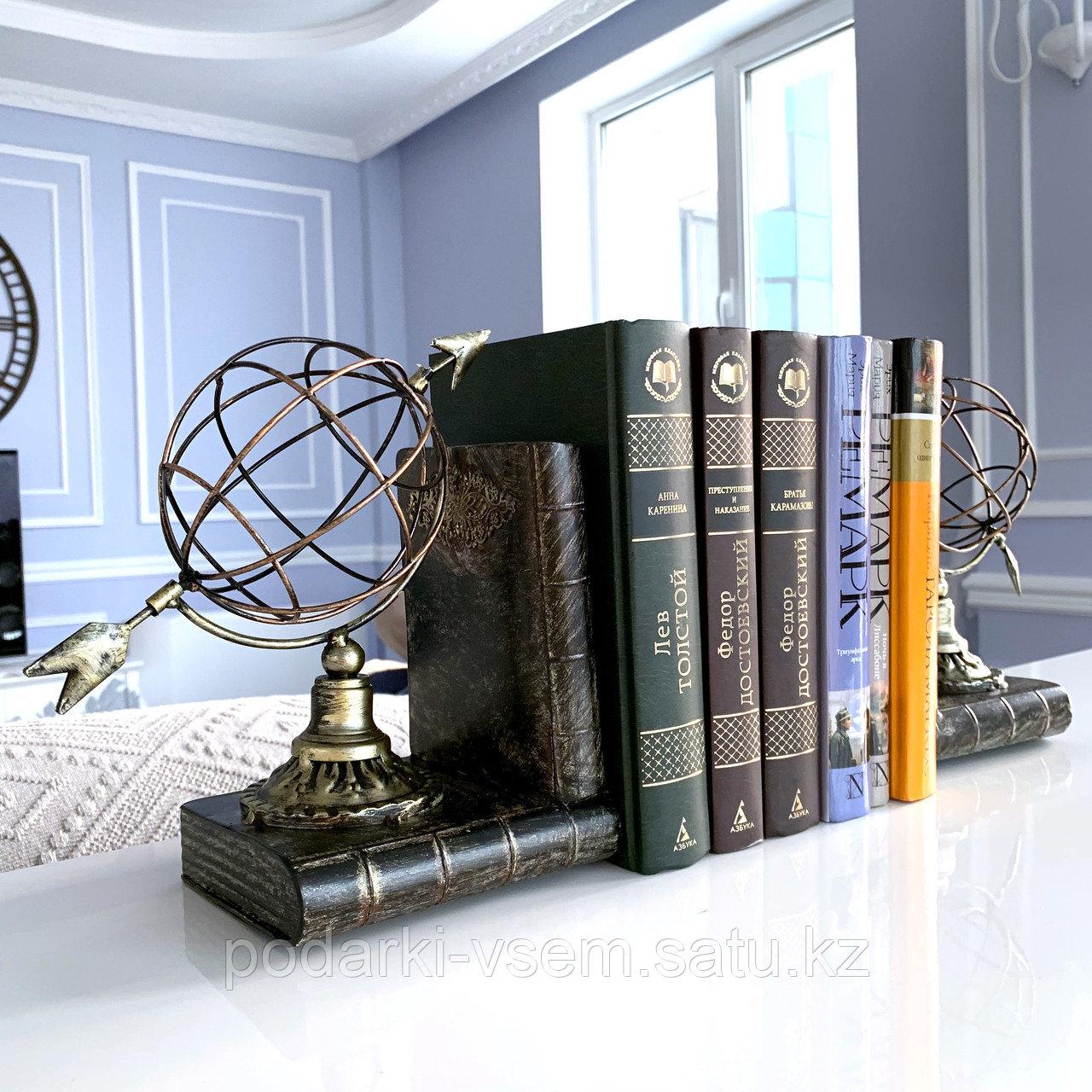 """Держатель для книг """"Глобус"""" - фото 3"""