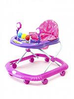 Ходунки детские Tomix Little Travel, розовый