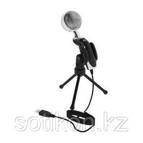 Настольный микрофон Ritmix RDM-127 черный
