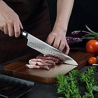 Как выбрать качественный нож?