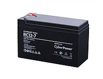 Батарея для ИБП CyberPower RC 12-7