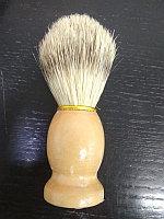 Помазок с деревянной ручкой (кабан)