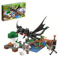 Конструктор Мой Мир 'Битва с драконом', 283 детали