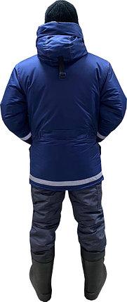 КУРТКА ИНЖЕНЕР синяя (без штанов), фото 2
