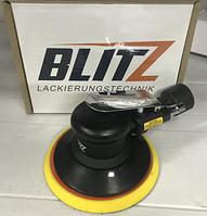 BLITZ пневматическая шлиф. машинка 150мм BAS-150 K1