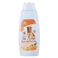 Шампунь 'Пижон' для кошек и собак, с ароматом абрикоса, 250 мл