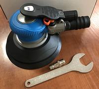 BLITZ пневматическая шлифовальная машинка BAS-150 W1