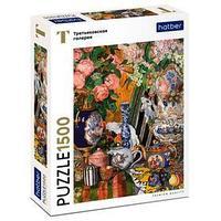 Пазл 1500 элементов 'Головин А.Я. Фарфор и цветы'
