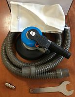BLITZ пневматическая шлифовальная машинка BAS-150 W1SG