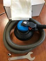 BLITZ пневматическая шлифовальная машинка BAS-150 W3SG